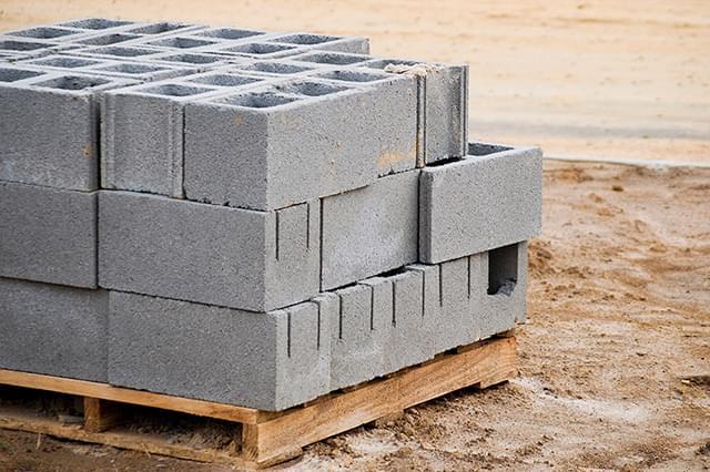 Tipos de Blocos de concreto e sua Funções