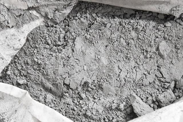 Composição do cimento