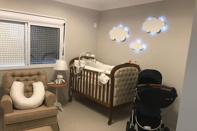 Como mobiliar um quarto para um bebê