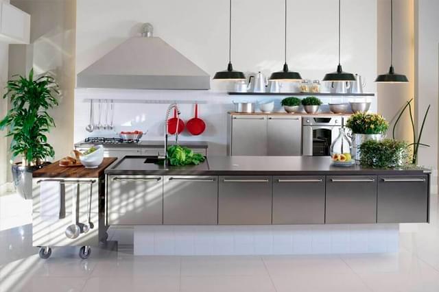 Dicas Para Uma Cozinha Moderna e Funcional