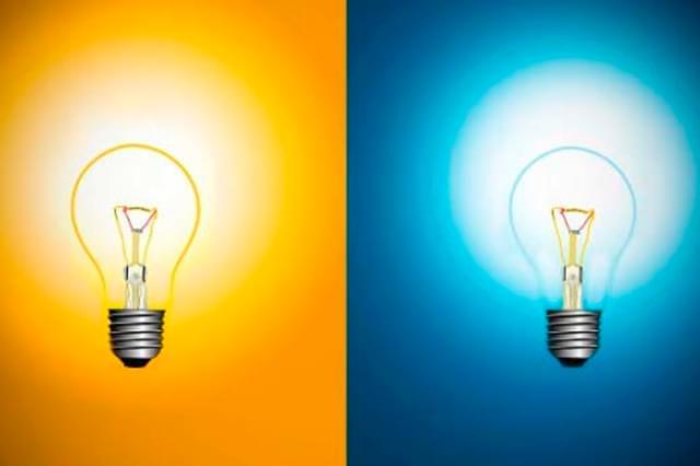 Luz Branca ou Amarela