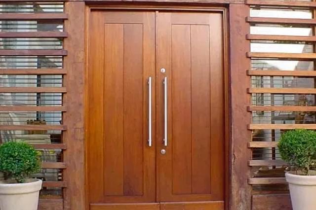 Tipos de Madeira para Portas