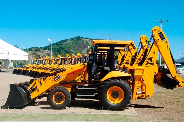 Máquinas essenciais na Construção Civil