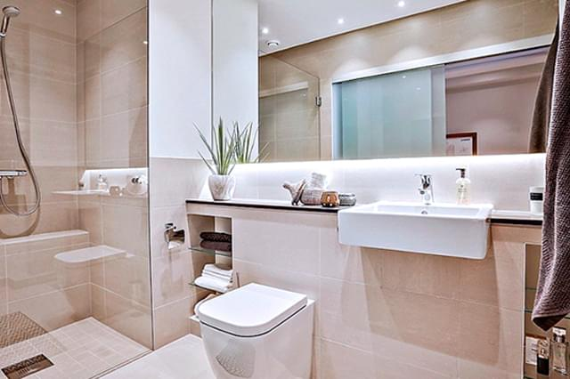 Como escolher o material do seu banheiro