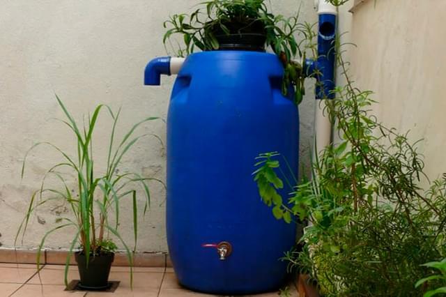 O que é uma cisterna