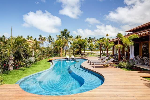 Métodos para planejar a piscina perfeita