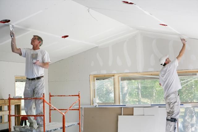 Remoção de Drywall