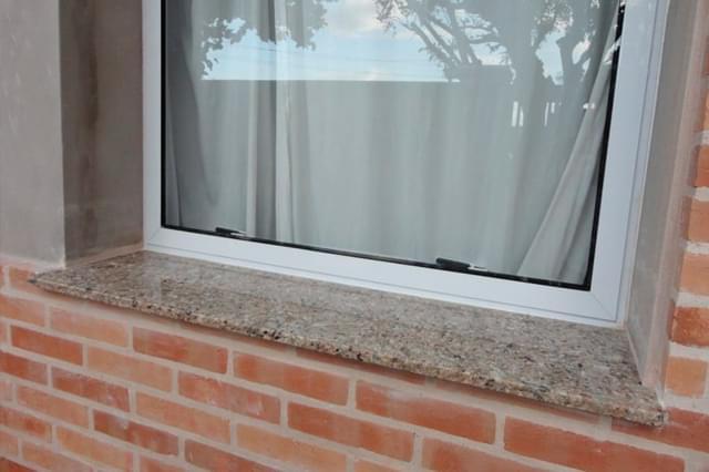 3 materiais para soleira de janela