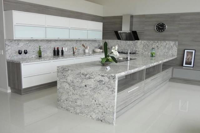 7  Tipos de Granito usados em Cozinhas
