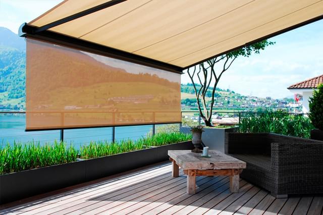 5 tipos de toldo para varanda