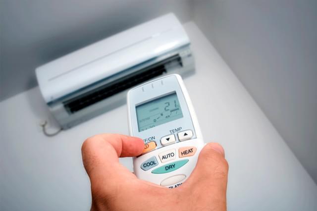 Ventilador ou Ar-condicionado